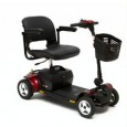 Go-Go Elite Traveller Plus 4-Wheel by Pride