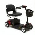 Go-Go Elite Traveller Plus 4-Wheel by Pride