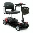 Go-Go Elite Traveller 4-Wheel by Pride